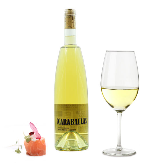 Las Caraballas Verdejo Ecológico vino blanco ecológico