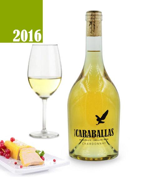 Caraballas Chardonnay Ecológico 2016