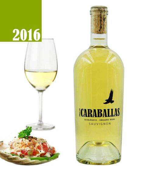 Caraballas Sauvignon Ecológico 2016