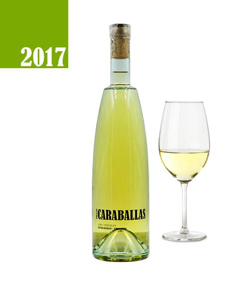 Caraballas Verdejo Ecológico 2017 Organic Wine