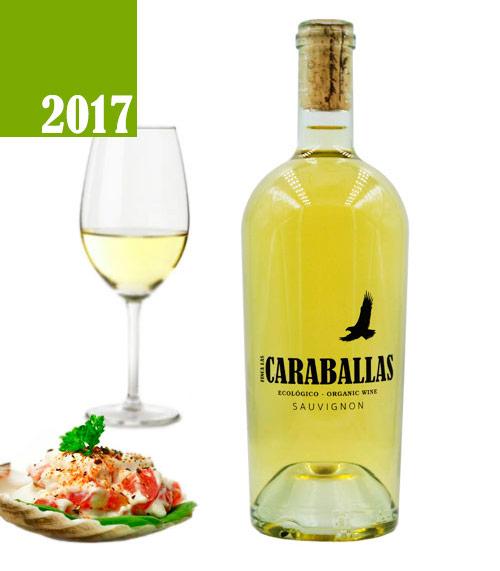 Caraballas Sauvignon Ecológico 2017