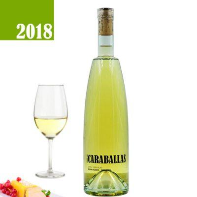 Caraballas Verdejo Ecológico 2018 Organic Wine
