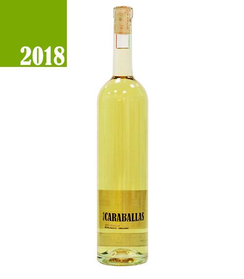Caraballas Magnum Verdejo Ecológico 2018 – 150cl