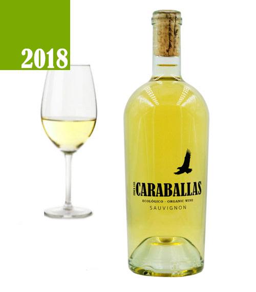 Caraballas Sauvignon Ecológico 2018
