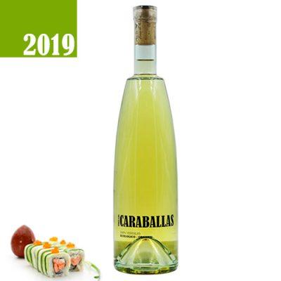 Caraballas Verdejo Ecológico 2019 Organic Wine