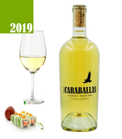 Caraballas Sauvignon Ecológico 2019