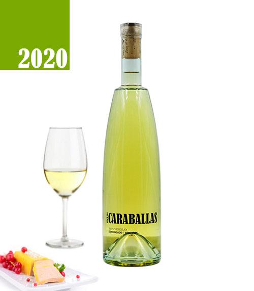 Caraballas Verdejo Ecológico 2020 Organic Wine