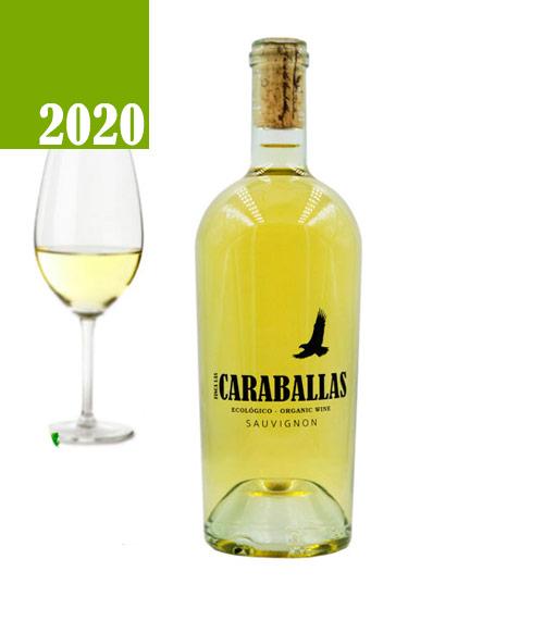 Las Caraballas Sauvignon Ecológico 2020