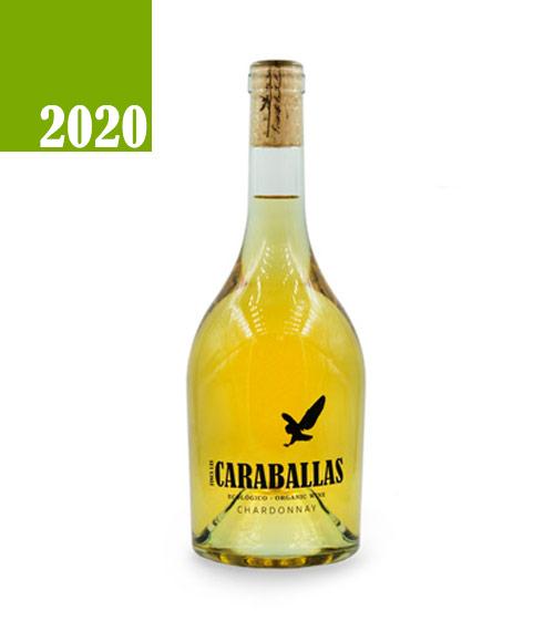 Caraballas Chardonnay Ecológico 2020